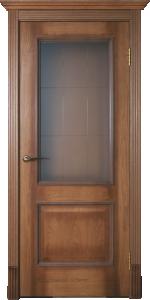 Межкомнатная дверь Версаль орех