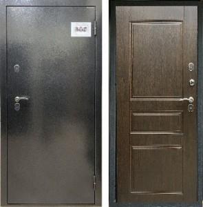 Металлическая дверь 2.0
